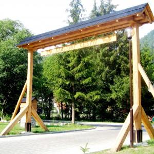 Liptovské dvory - Liptovský Ján