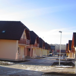 Rodinné domy Demänová