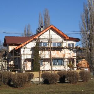 Rekonštrukcia rodinného domu LM