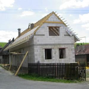 Rodinný dom Východná