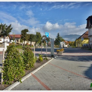 Obec Bobrovec  - Revitalizácia verejných priestranstiev